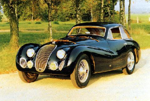 Talbot Lago T26 Grand Sport Coupe (1948)