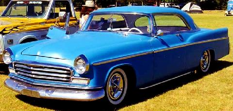 Chrysler Windsor Newport Customized Carnut Mmod  (1956)