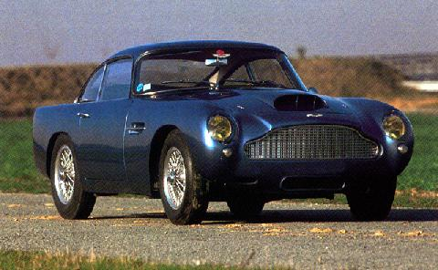 Aston Martin Db4 Gt Coupe (1962)