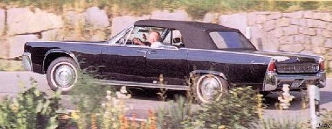 Lincoln Continental Cabriolet (1963)