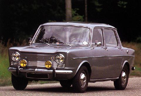 Simca 1000 Vehicle Summary Motorbase