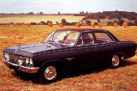 Vauxhall Viscount Sedan (1966)