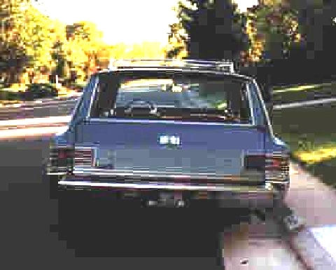Chrysler Newport Town  Country Rearv Steve Max  (1967)