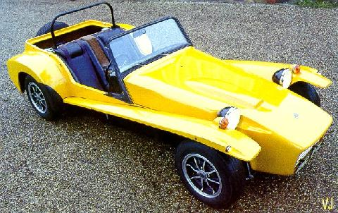 Lotus Seven Serie 4 The Very Last Seven Built By Lotus (1972)