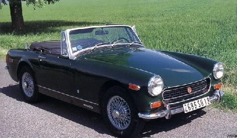 Mg midget buyers guide will