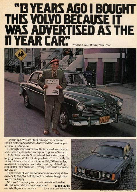 Volvo Advert (1979)