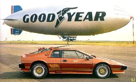 Lotus Esprit Turbo 007 For Your Eyes Only (1981)
