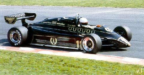 Lotus Type 91 Elio De Angelis (1982)