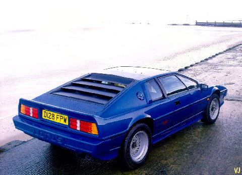 Lotus Esprit Turbo Hcpi Stitched (1987)