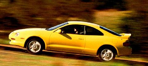 Toyota Celica Gt Svl At Speed Max  (1994)