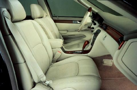 Cadillac Sts Front Seats (1998)