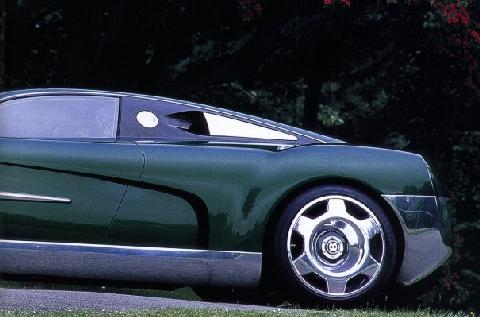 Bentley Hunaudires 2 (1999)