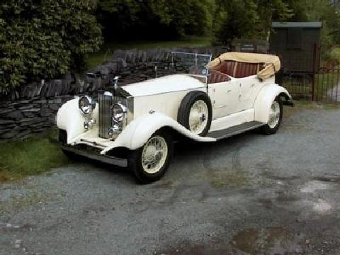 Rolls Royce Phantom Ii Wilkinson Four Door Tourer2 (1932)