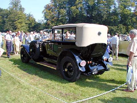 Hispano Suiza H6b All Weather Convertible Saoutchik 1921 R3q
