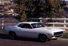 Plymouth Barracuda 440 (1970)