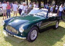 Aston Martin DB2/4 Mk III Drophead Coupe Tickford 1959