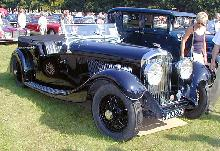 Bentley 3,5 Litre Convertible 1933