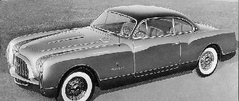 Chrysler Thomas Special Ghia (1953)