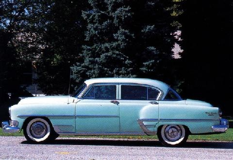 Chrysler New Yorker Sedan (1954)
