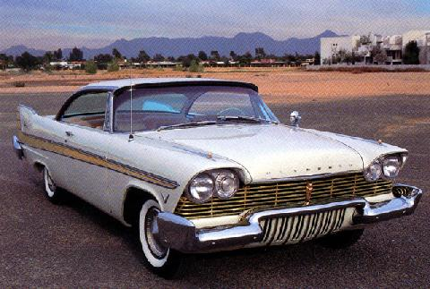 Plymouth Fury (1957)