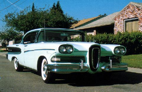 Edsel Pacer (1958)