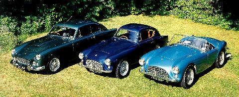 Ac Greyhound 1961 Aceca 1961 Acemax (1963)