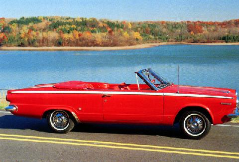 Dodge Dart GT Convertible (1964)