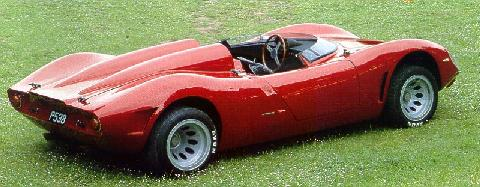 Bizzarrini P538 (1965)