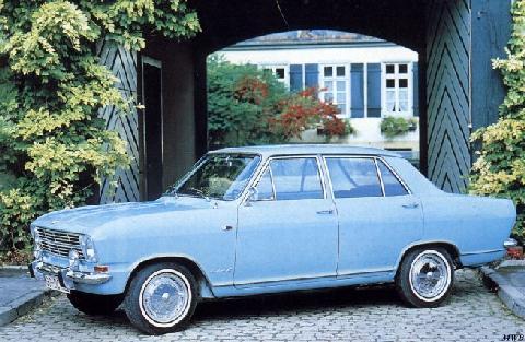 Opel Kadett B - Vehicle Summary - Motorbase