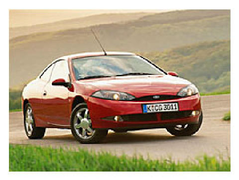 2000 Ford Cougar St 200 Coupe For Europemax
