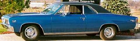 chevelless Blue (1967)