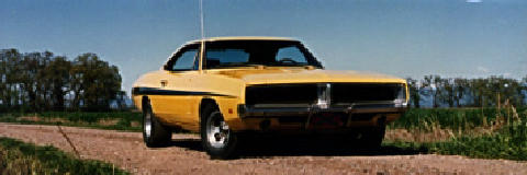 charger Yellow2 (1969)