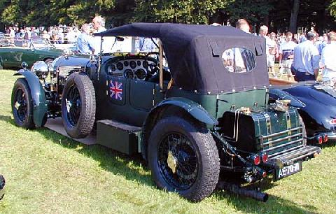 Bentley 4,5 Litre Tourer 1929