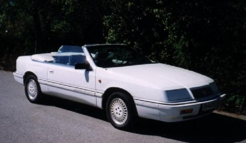 Chrysler Lebaron GTC Convertible