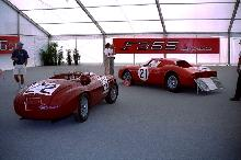 Ferrari 250 Lm At Monterey 2 (1965)