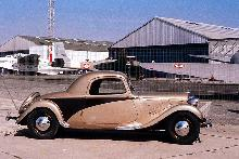 Citroen 7c Coupe (1938)