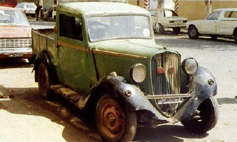 Fiat 508 Balilla Vehicle Summary Motorbase