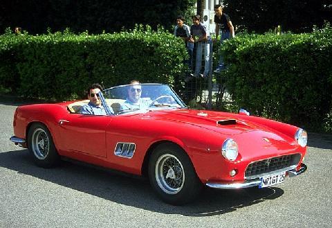 Ferrari 250 Gt Swb California Spyder 1961 Picture Gallery