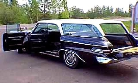Chrysler New Yorker Tc Opendoors  Rvltimouth (1962)