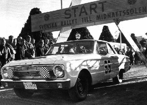 Ford Falcon Sprint Hardtop Bw (1963)