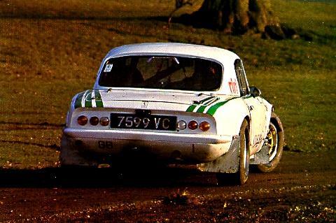 Lotus Elan S1 Motorbase