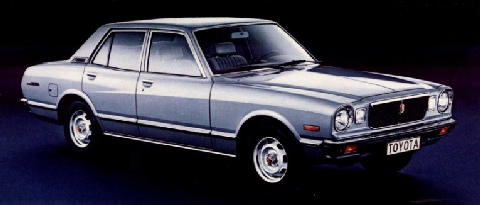Toyota Cressida 1977 Picture Gallery Motorbase