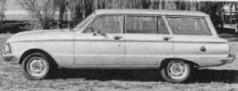 Ford Falcon Arg (1983)