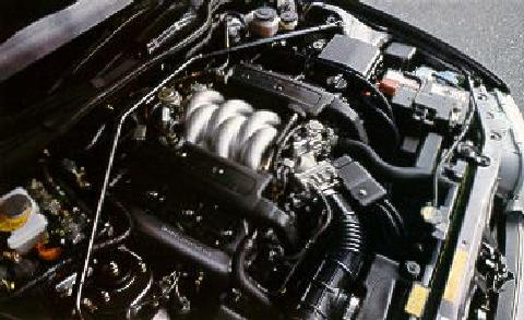 Acura Legend Enginemax (1991)