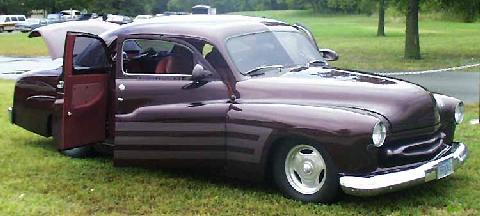 Mercury 4 Door Sedan (1951)