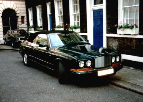 Bentley Azure Fv