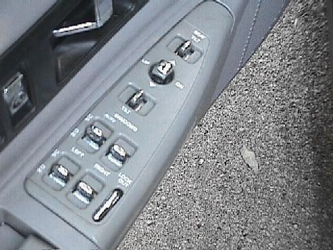 Chevy 1996 Impala 4dr Sdn Prw Swtchs