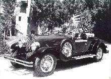 Du Pont Model G Straight 8 Roadster (1929)