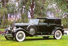 Du Pont Model G Town Car Merrimac Body (1930)