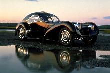 Bugatti T 57 Sc Atlantic Electron Coupe Fvrms (1938)